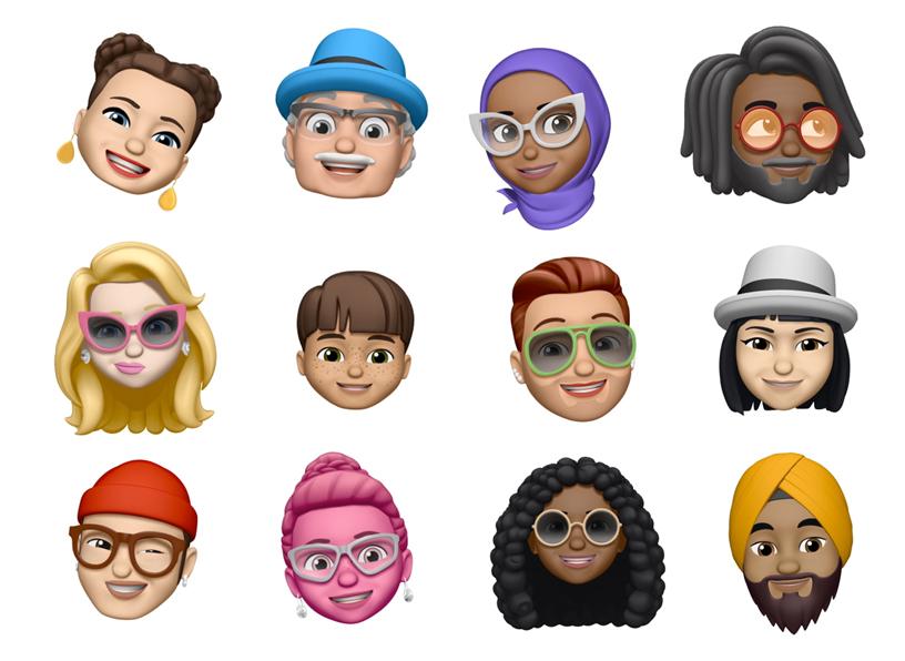 iOS 12 neue Funktionen –Neues Animoji