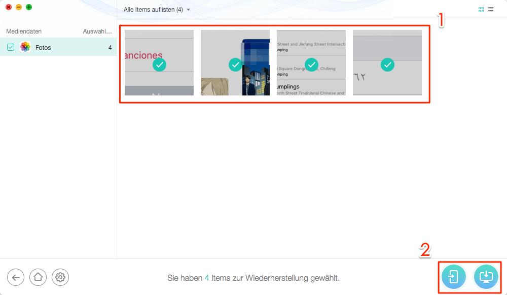 Nach iOS 12 Update Fotos weg - aus iCloud sicher wiederherstellen