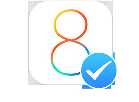 Was tut man nach dem Update auf iOS 8