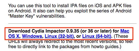 iOS 11/11.2.6/11.3 Jailbreak – Schritt 2