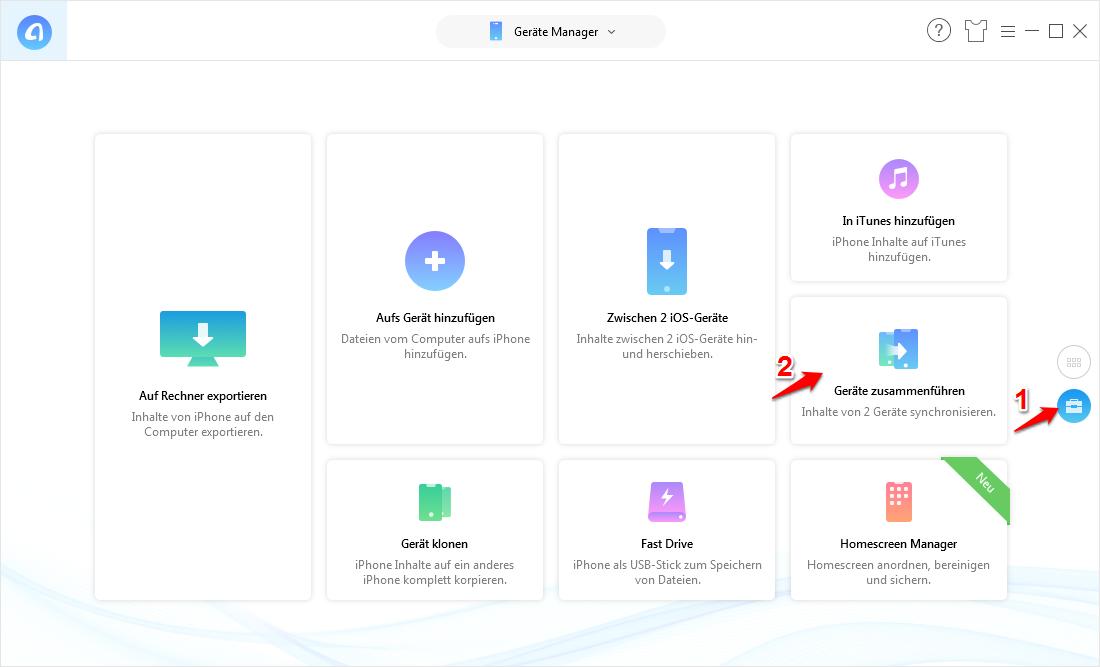 iPhone/iPad Kalender synchronisiert nicht – Kalender mit AnyTrans synchronisieren