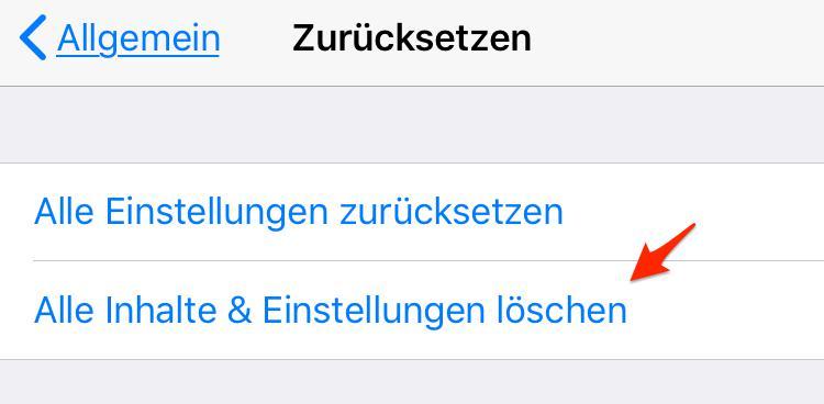 iOS 11 WhatsApp Probleme und Lösungen