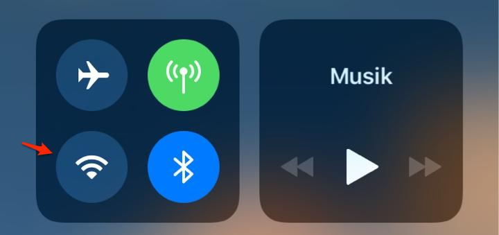 iOS 11 WLAN geht immer an – manuell ausschalten
