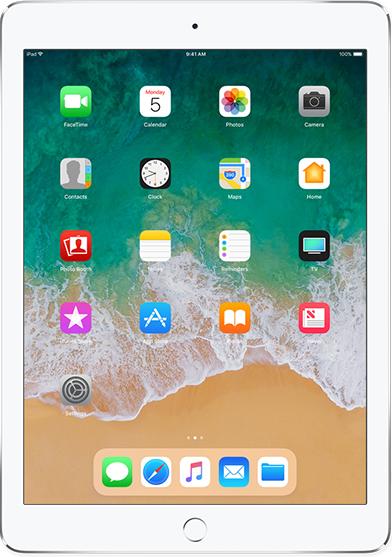 nach iOS 11 Update sind alles ganz schön