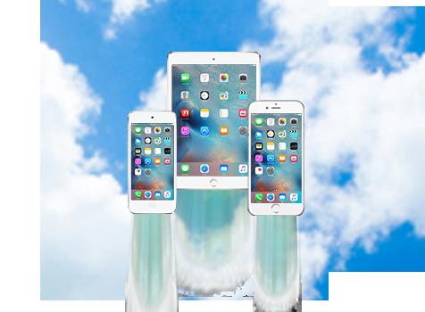 Wie beschleunigt man iOS 9-Gerät