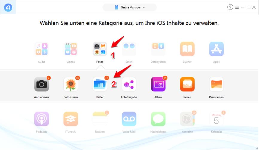 iPad mini/air/2/3 langsam – iPad wieder schneller machen – Schritt 2