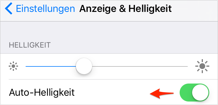 AirDrop deaktivieren – iPhone Akku sparen