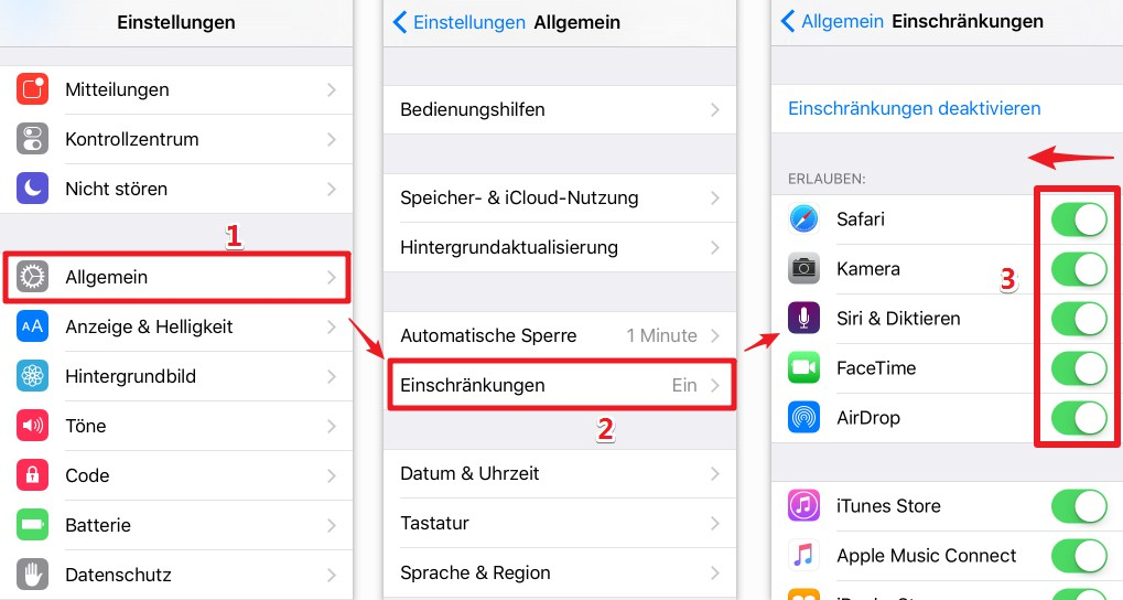 Apps verstecken iPhone