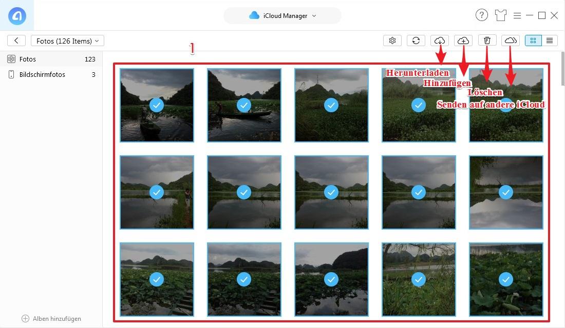 iPhone auf iCloud Backup machen – Schritt 4