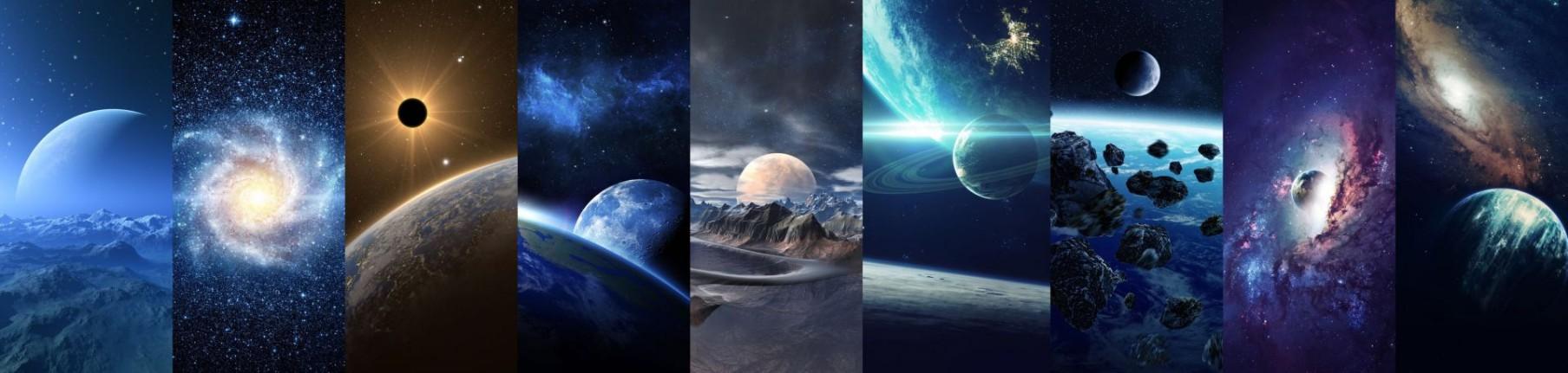 iPhone XS/XR/X Hintergrundbilder für Sterne