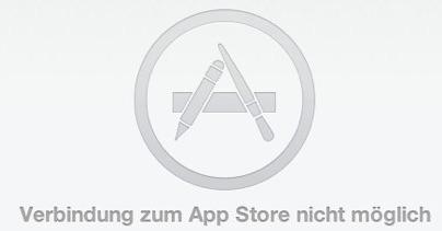 Verbindung zum App Store nicht möglich – iOS 11 Probleme