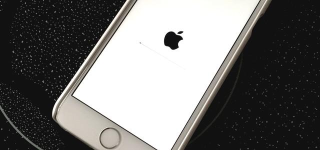 iPhone hängt beim Apple-Logo – iOS 11 Bugs & Fehler