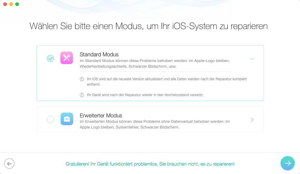 iOS 11/11.2.6 Probleme – iPhone weiß