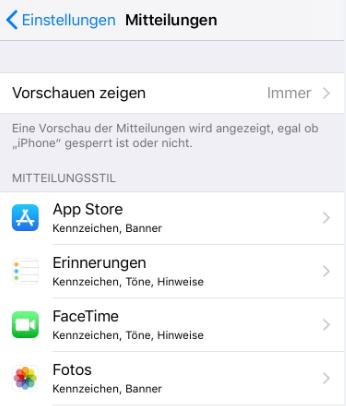 iPhone Push-Benachrichtigungen funktionieren nicht und was tun