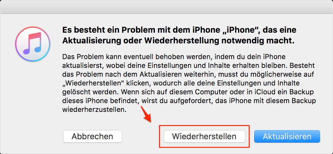 iOS 12 Erfahrungen – iPhone X/8/7/6 geht nicht mehr an