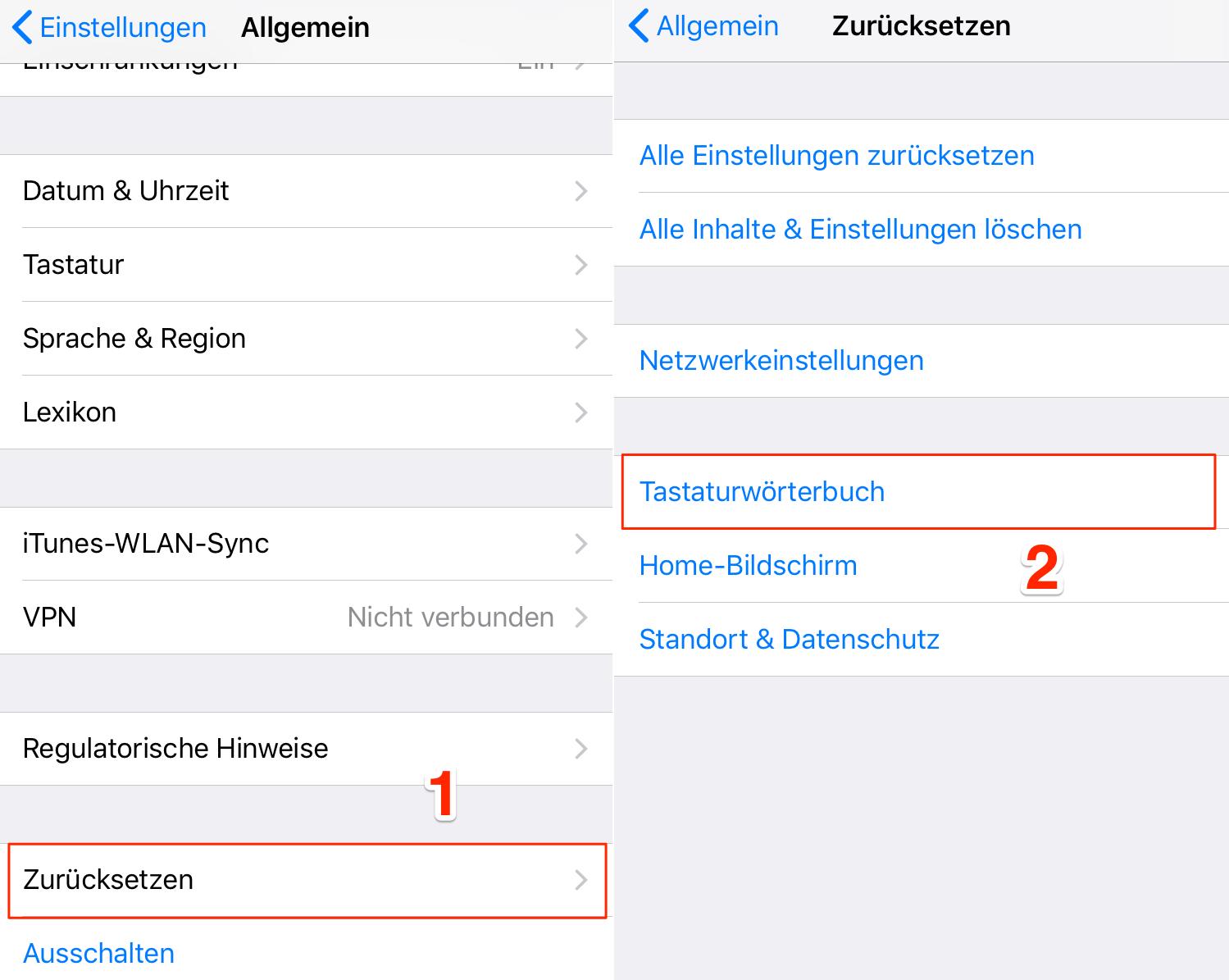 iOS 14 Probleme und Erfahrungen – Tastatur Probleme