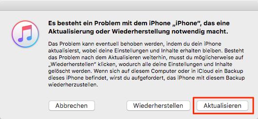 iOS 14 Probleme – iPhone hängt beim Apple-Logo