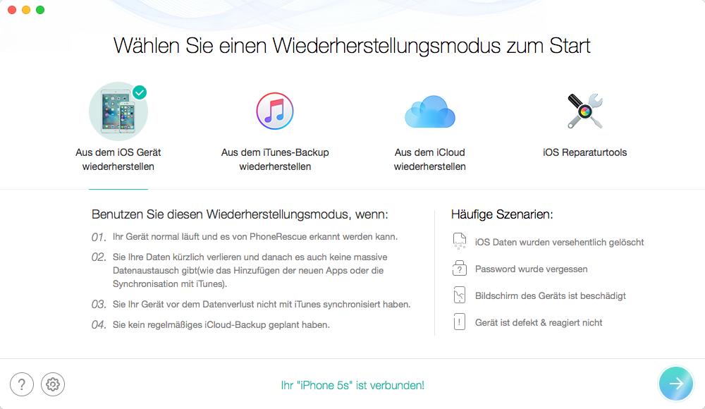 iPhone Kontakte weg: iPhone Kontakte wiederherstellen ohne Backup