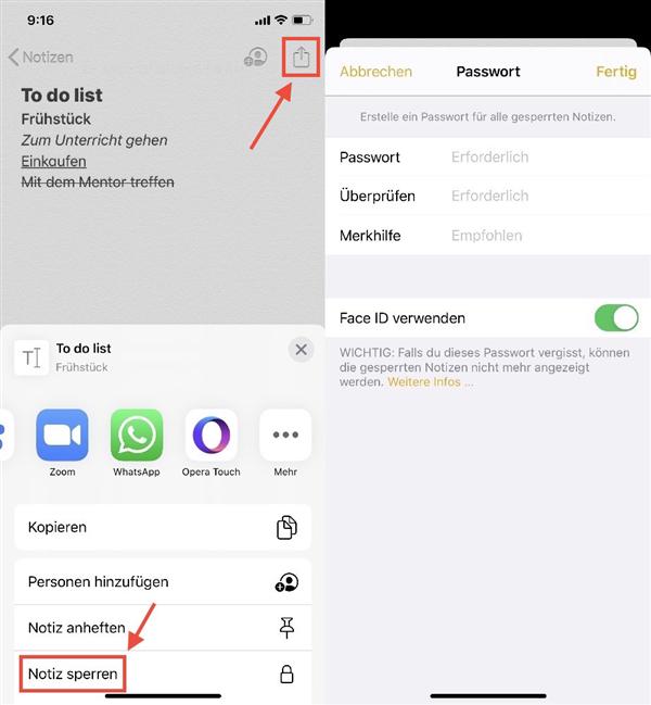 iphone-notiz-sperren
