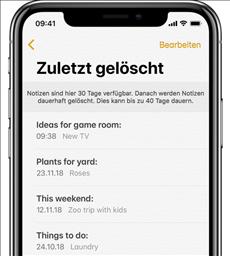 iphone-notizen-zuletzt-geloescht
