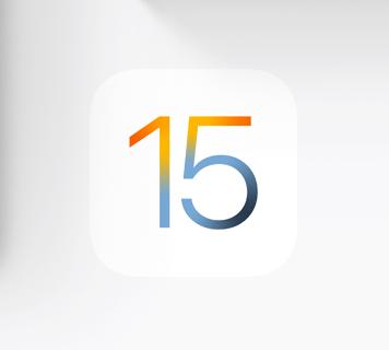 iPhone-System Update iOS 15