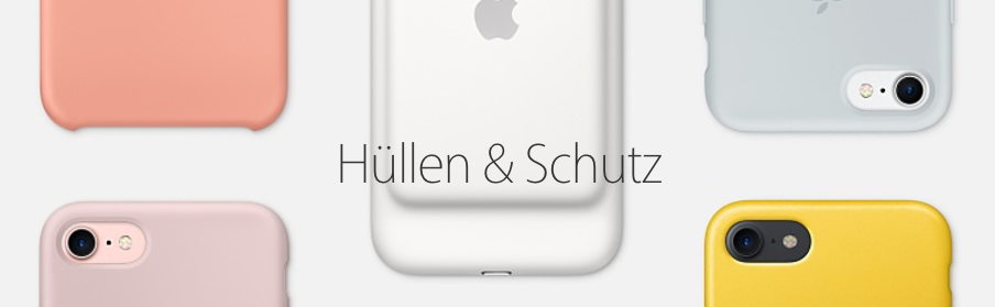 iPhone Hülle und Schutz – iPhone 7 Tipps und Tricks