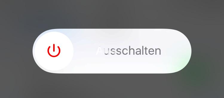 iPhone neu starten – iOS 11/11.1 iPad verbindet sich nicht mit WLAN