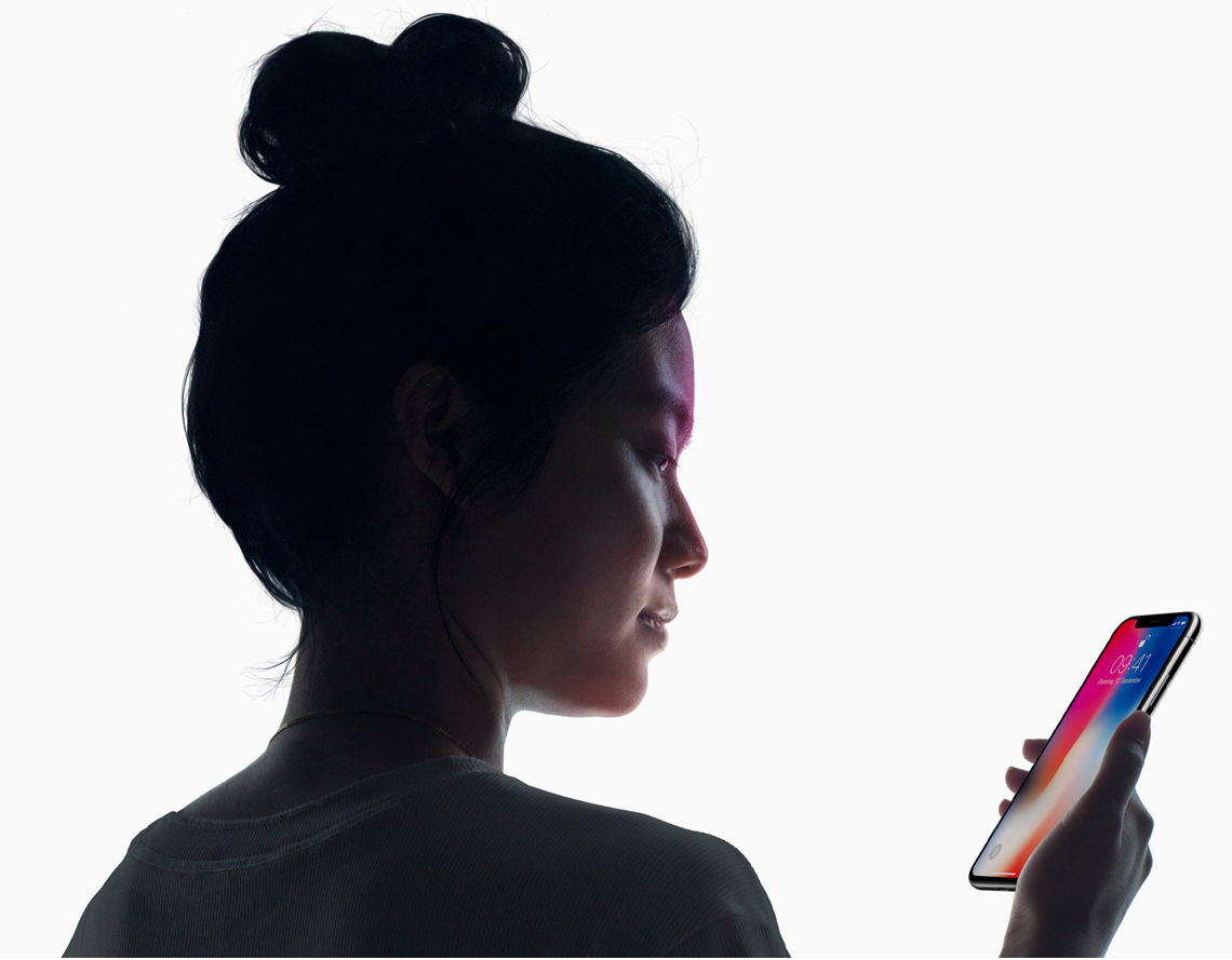Face ID – iPhone X