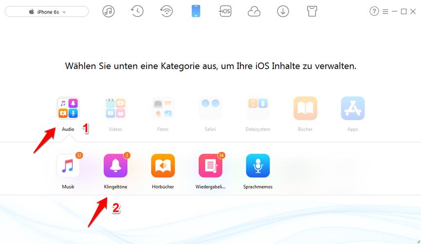 iPhone X exklusiver Klingelton – Klingeltöne finden