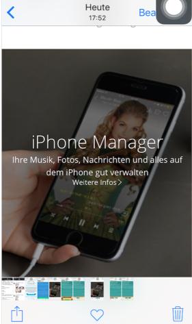 iTunes Alternative Mac – Fotos überprüfen