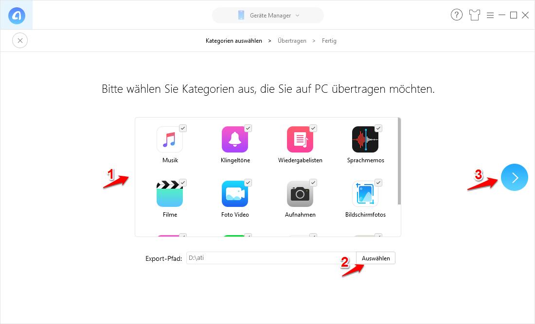 iTunes konnte das iPhone nicht sichern & wiederherstellen, da auf disem Computer nicht ausreichend