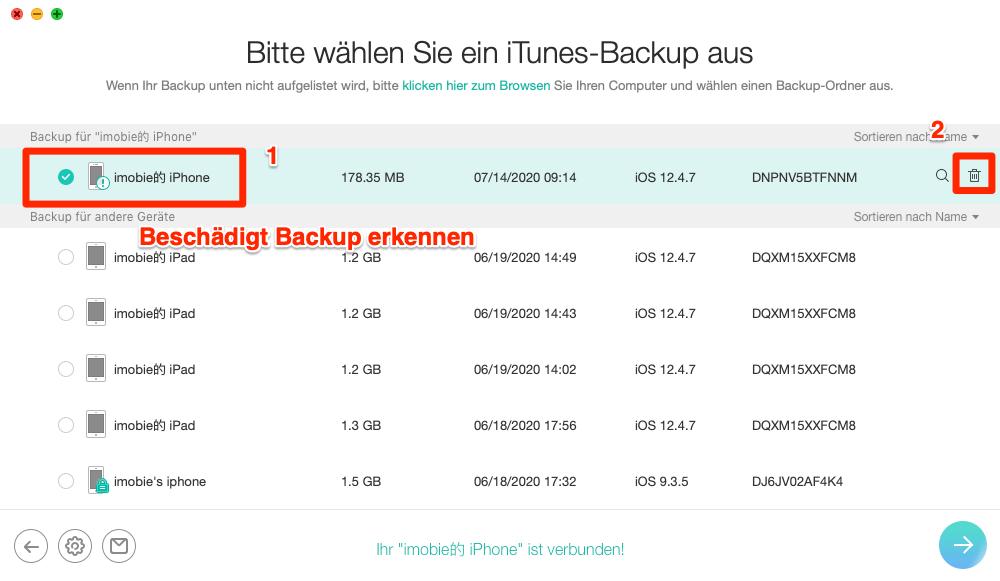 itunes-beschaedigt-backup-mit-phonerescue-sofort-loeschen-schritt