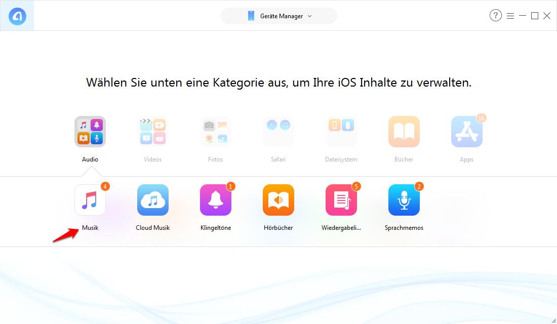 iTunes findet iPad nicht – Daten mit Alternative zu iTunes übertragen
