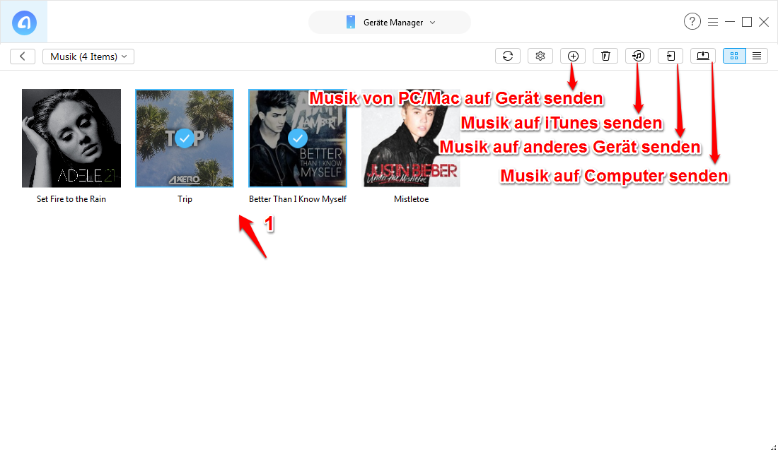 iTunes kann iPad nicht erkennen – Daten mit Alternative zu iTunes übertragen