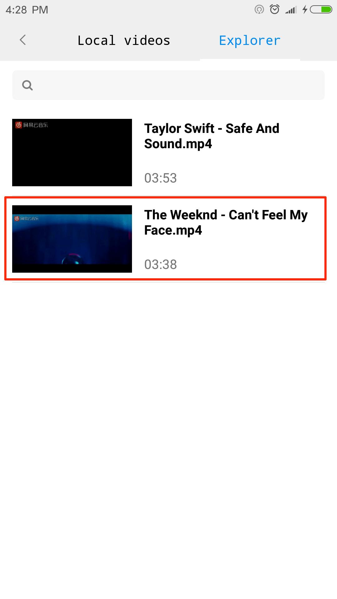 Erfolgreich! iTunes Filme & Videos auf Android-Gerät übertragen