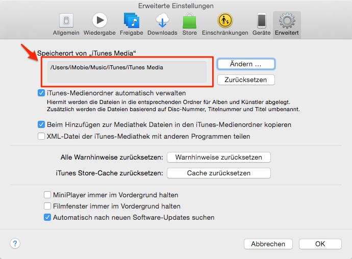 Iphone Itunes Musik Loschen