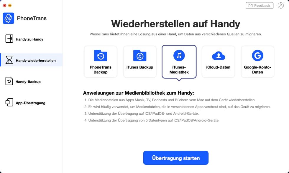 Handy Daten wiederherstellen (Backups auf Handy) - So einfach!