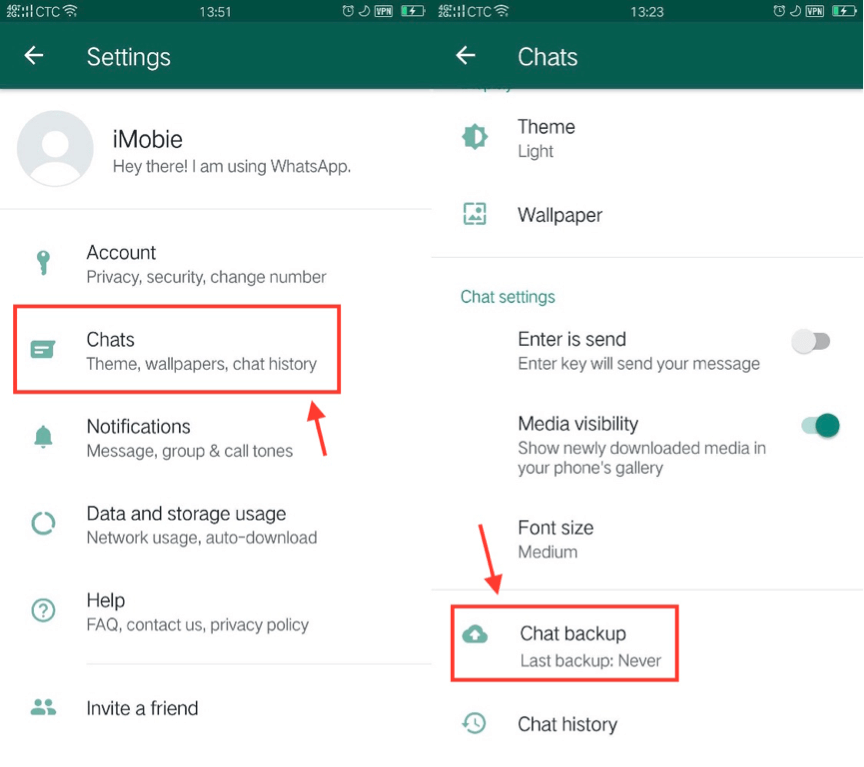 klicken-auf-chat-backup