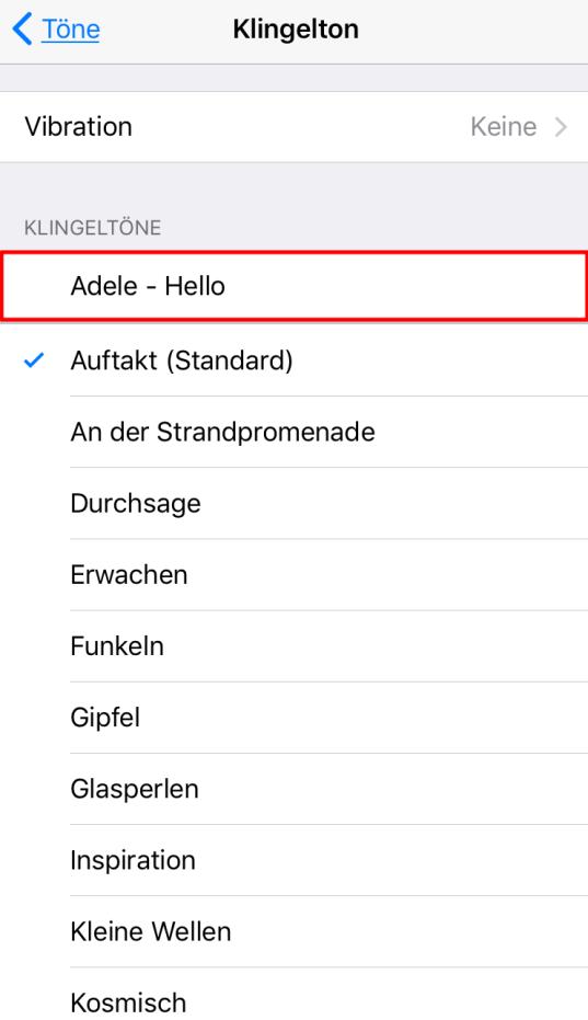 Klingeltöne iPhone erstellen – erfolgreich hinzufügen