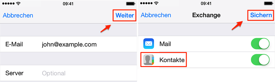Iphone 5 kontakte per bluetooth übertragen