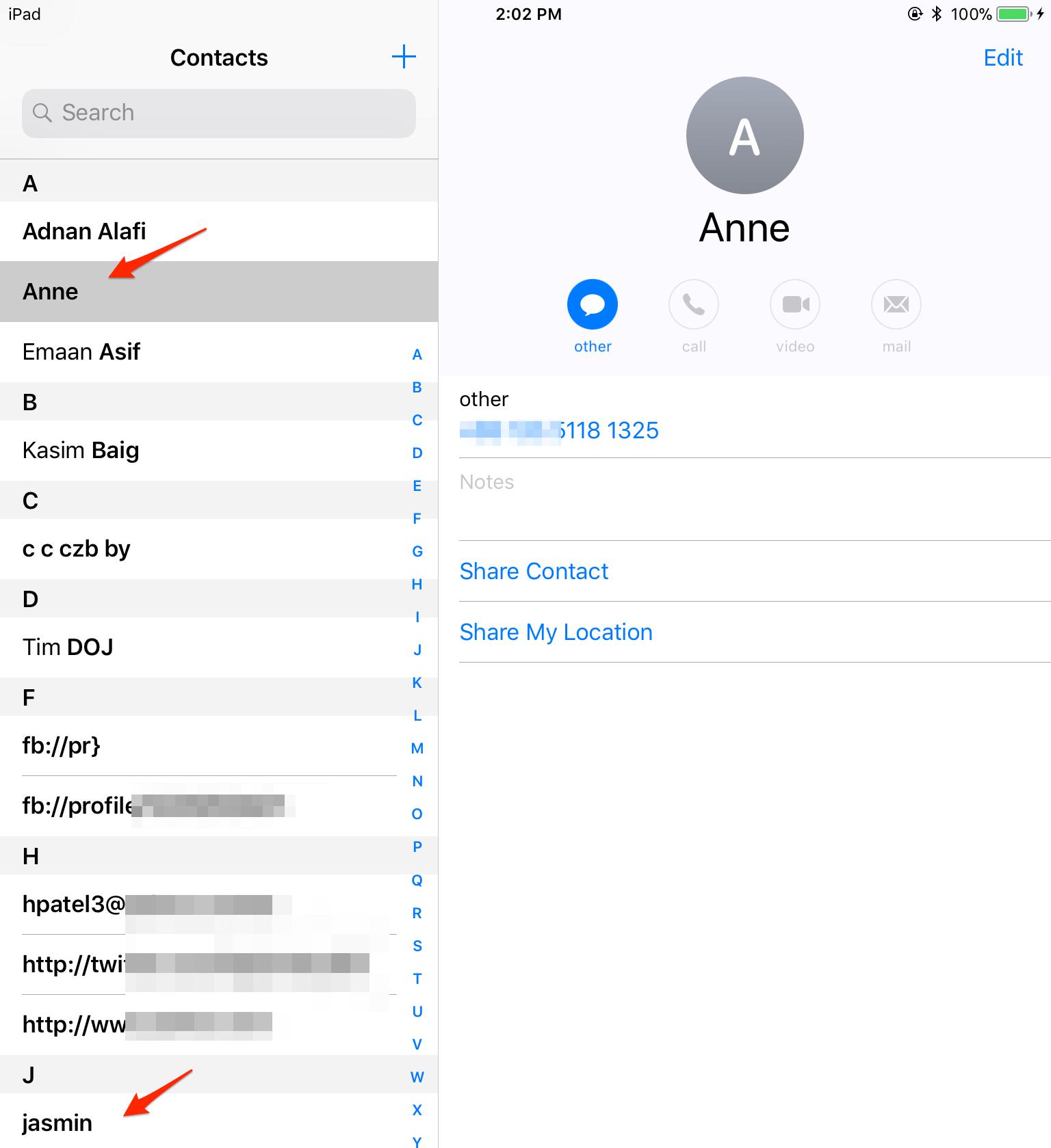 Kontakte Übertragen Iphone Auf Ipad