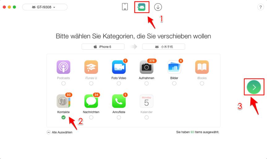 app kontakte übertragen iphone android