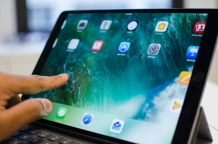 Kontrollzentrum iPad ist weg