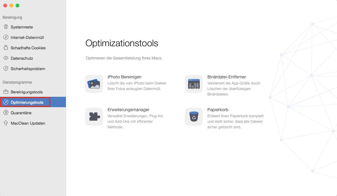 Schnell/Sicher: Mac optimieren - Schritt 2