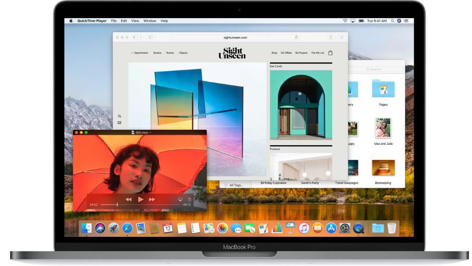 macOS High Sierra Download – Verfügbar jetzt