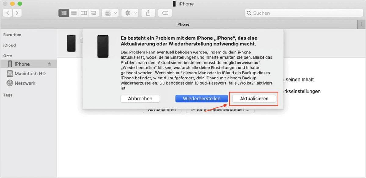 mit-itunes-iphone-aktualisieren