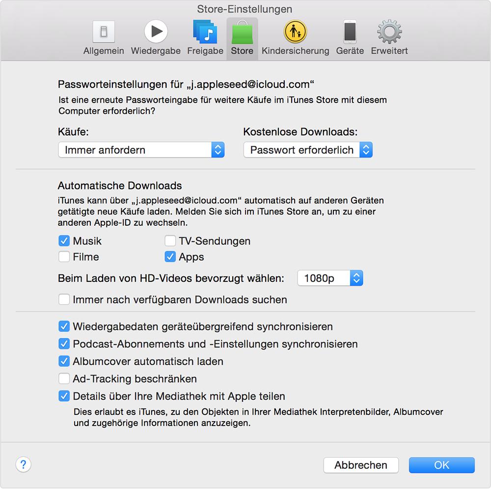 iTunes 12.7 Apps aktualisieren geht nicht – iTunes Fehler