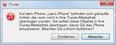 iTunes Probleme & Fehler - iTunes doppelte Musik löschen