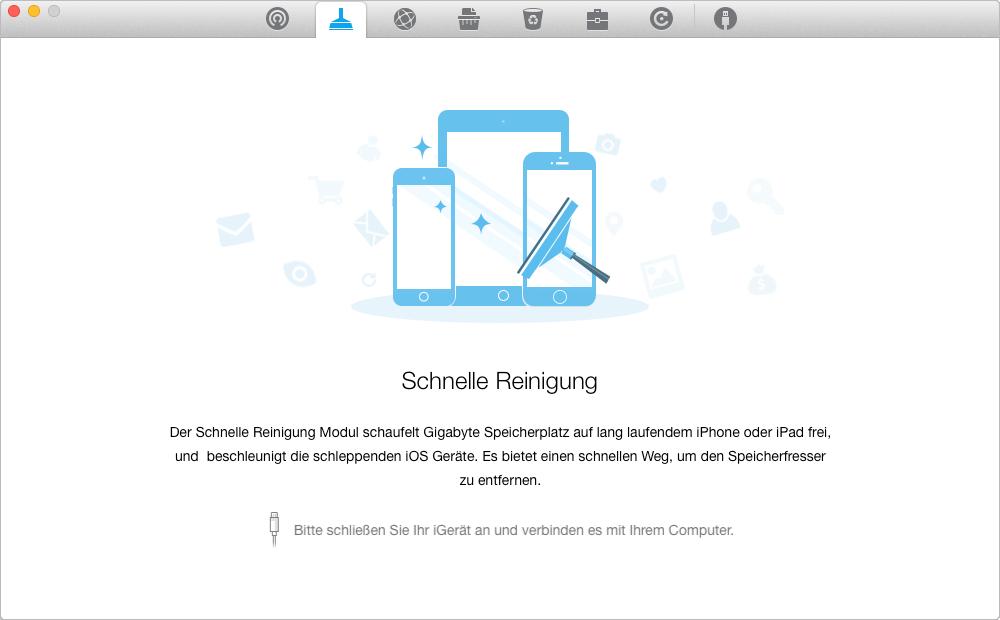 iTunes Andere Daten reinigen - iTunes 12 Probleme