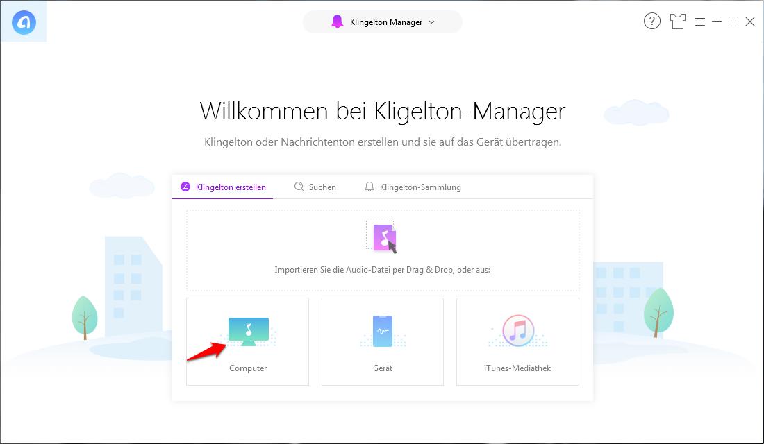 iPhone: MP3 als Klingelton – Schritt 2